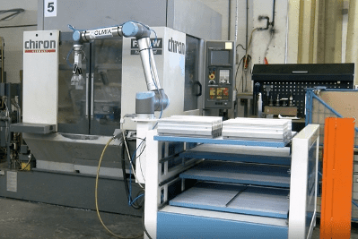 machinebelading cobot